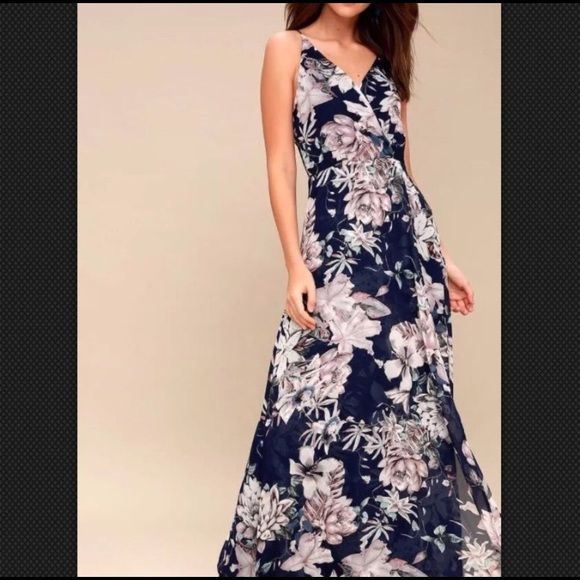 Lulu's Dresses & Skirts - Lulu's maxi dress